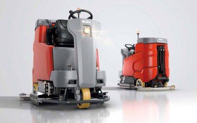 Mød den nye Hako B175R gulvvaskemaskine