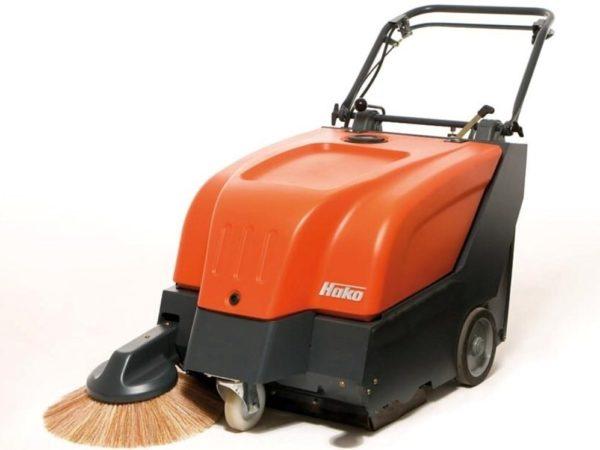 Sweepmaster B650 fejemaskine