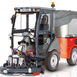 Industrimaskiner gulvvaskemaskiner Redskabsbærer Gulvvasker