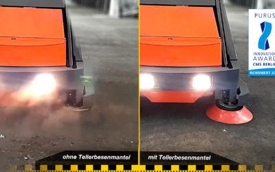 Dust-Stop – Støvfri fejning