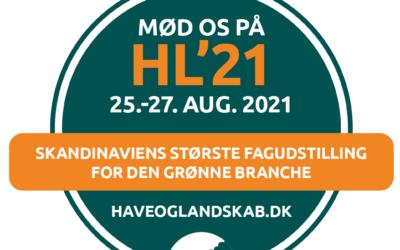 Have & Landskab messe – Hako Danmark